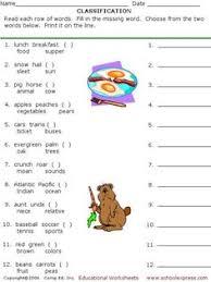 analogies worksheet 2 4 5 writing pinterest teaching