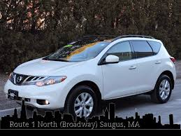 nissan suv 2013 used 2013 nissan murano sl at auto house usa saugus