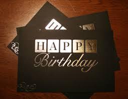 birthday card on behance