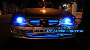 Honda City 2002 Honda City Type2 Projector Headlight By Vishal Youtube