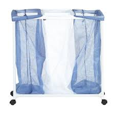 laundry sorters and hampers honey can do 3 bag mesh laundry sorter hamper hmp 01629 the home