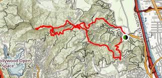 griffith park map griffith park sign trail california alltrails com