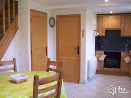 Tutor Style House Gîte Self Catering For Rent In Marais Vernier Iha 13046