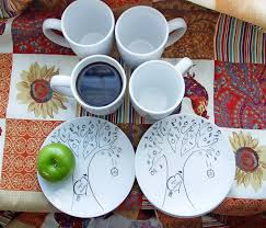 personalized dinnerware personalized dinnerware set you choose the style 4 complete