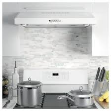 ge under cabinet range hood ge 30 in under the cabinet range hood in white jvx5300djww the