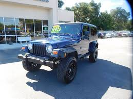 used 2 door jeep rubicon 2005 jeep wrangler unlimited in florida for sale 10 used cars