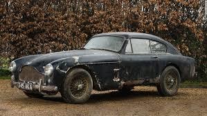 for restoration for sale it s bond aston martins set to fetch millions at auction