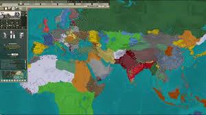 Turkestan Map Kaiserreich Timelapse Darkest Hour Youtube