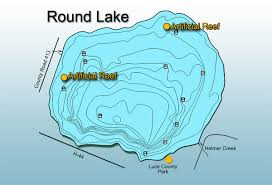 Map Of Michigan Lakes Curtis Michigan And The Manistique Lakes Area Maps