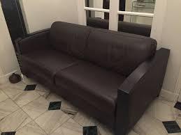 canapé steiner achetez canapé lit cuir occasion annonce vente à 75