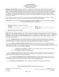 How Do You Get Medical Power Of Attorney by Living Will Forms What Is A Living Will Free Printable Living