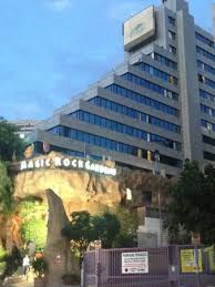 Magic Rock Gardens Hotel Benidorm Hotel Outside Entrance Picture Of Magic Aqua Rock Gardens