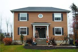 two story colonial house plans colonial house exterior makeover remarkable updating a traditional