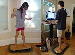 standing desk mat material
