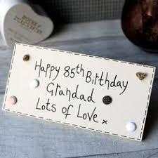 Grandparent Plaques Personalised Plaques For Grandparents U2013 Happy Birthday Nanna 70