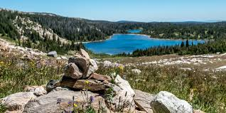 Wyoming Lakes images Lost lake trail outdoor project jpg