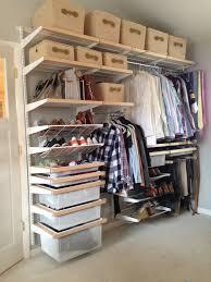 Wardrobe Storage Systems Bedroom Elfa Closet Organizer For Bedroom Storage System Ideas