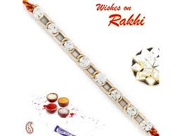 buy rakhi online buy fancy bracelet rakhi online in india clickooz classifieds
