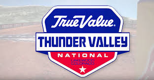 fox valley motocross 2017 thunder valley track map transworld motocross