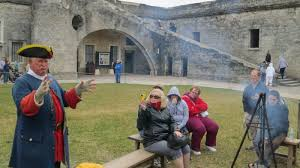 thanksgiving in st augustine not so fast jamestown st augustine was here first npr