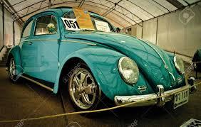volkswagen type 1 pathum thani thailand june 23 a volkswagen beetle oval type