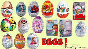 15 chocolate eggs surprise disney toy story despicable me angry