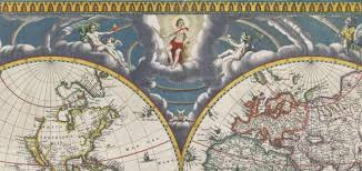entire middle earth map mapping the entire cosmos heavens and earth osher map library