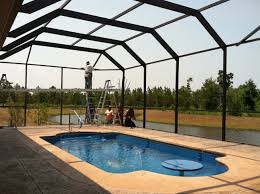 Temporary Patio Enclosure Winter by Lanai Patio Enclosures Nc 910 799 2197 All Seasons Roofing