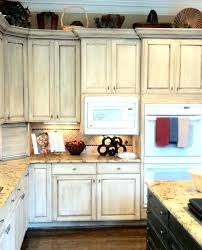 Whitewashed Kitchen Cabinets White Washed Cabinet Photo Washed Kitchen Cabinets Via White