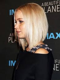 hambre hairstyles jennifer lawrence at the premiere of a beautiful planet https