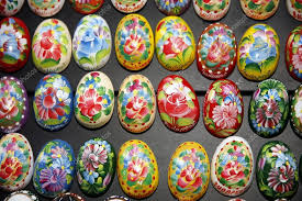 decorative easter eggs for sale painted easter eggs decoration of various colors as budapest