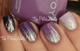 ombre nail design tumblr 55 spectacular purple acrylic nails