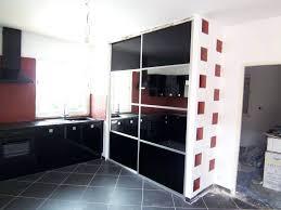 porte coulissante sur mesure porte de placard coulissante miroir porte coulissante sur mesure