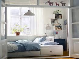 bedroom ikea sleep easy with everything neatly tucked away