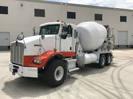 kenworth for sale in canada used mixer trucks cement concrete equipment for sale