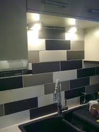 tiled splashback ideas u2014 all home design ideas best kitchen