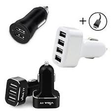 porta usb per auto high output multi port usb in car charger power adapter 12 24v for