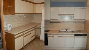 repeindre meubles cuisine repeindre meuble de cuisine sans poncer