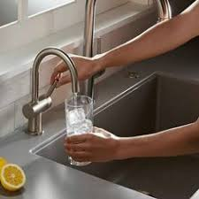 chilled water dispenser under sink insinkerator cool faucet fhc1100 in chrome finish accessory
