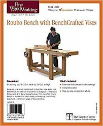 Fine Woodworking Bench Fine Woodworking U0027s Roubo Bench With Bench Crafted Vises Plan Fine