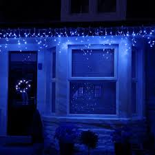 extendable led icicle lights 8 work modes icicle