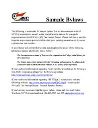 corporate bylaws template free fill out online forms templates