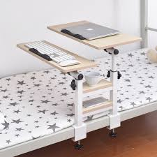 Folding Bed Table Table Artifact Student Dormitory Bed With A Small Desk Learning