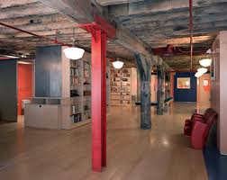 Ideas For Unfinished Basement Pretty Cool If The Office Beauteous Unfinished Basement Office