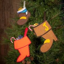 jake and the never land boot ornaments disney