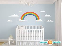 Wall Decor For Kids Room by Best 25 Rainbow Wall Ideas On Pinterest Rainbow Room Kids