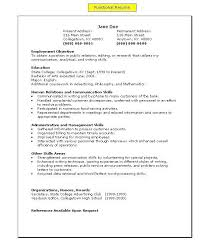 What Is The Skills In A Resume What Is In A Resume Download What Is In A Resume