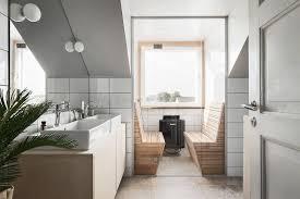 bathroom sauna room vanity light bathroom mirror wall mount sink