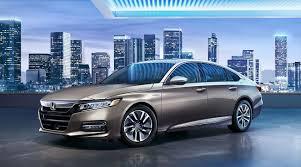 2018 honda accord sedan overview
