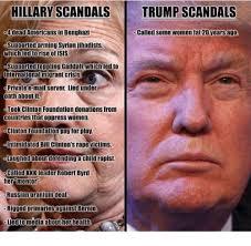 Fat Women Meme - hillary scandals trump scandals called some women fat 20 yearsago